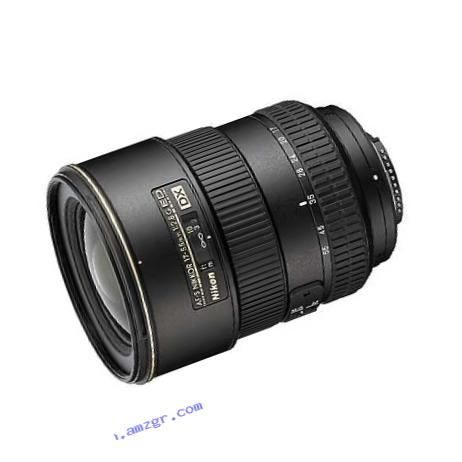 Nikon AF-S DX NIKKOR 17-55mm f/2.8G IF-ED Zoom Lens with Auto Focus for Nikon DSLR Cameras